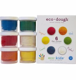 6 Color Mix Pack Eco-Dough