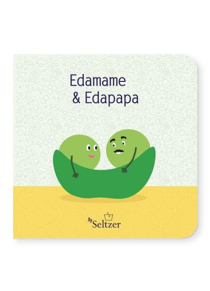 Seltzer Edamame & Edapapa  Book