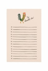 To Doodle Do Notepad by Rifle Paper