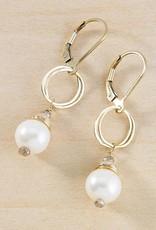 Freshie & Zero Audrey Earrings by Freshie & Zero