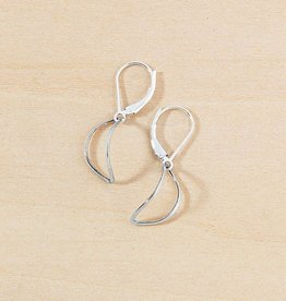 Freshie & Zero Little Wave Earrings