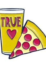 True Love Enamel Pin | Near Modern Disaster