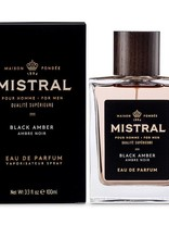 Black Amber Cologne   Mistral