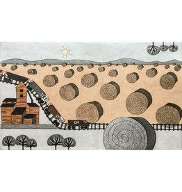 Rudolph, Miriam Manitoba III - Pembina Hills and Haybales