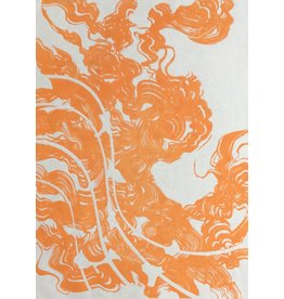 Keast, Bram untitled (large orange wave)