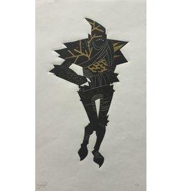 Keast, Bram Standing Knight