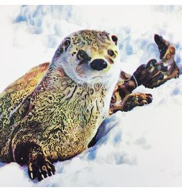 Graham, Peter River Otter (Candied Mammals of the Boreal Forest)