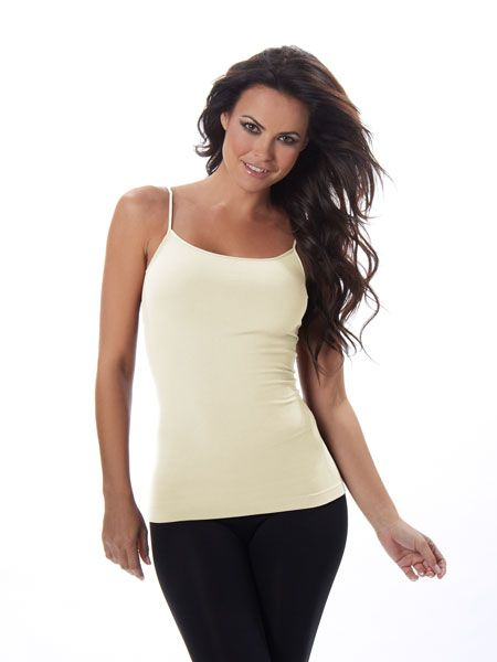 RECOVER LONG CAMI TANK TOP