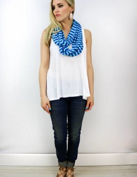 INFINITY SCARF(2 COLOR CHOICES)