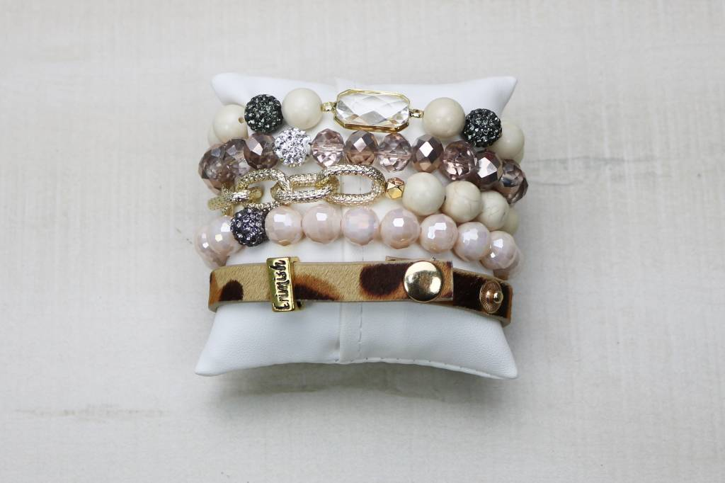 ERIMISH BRACELET STACKED SET