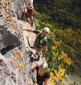 climbing Via Ferrata Full Day