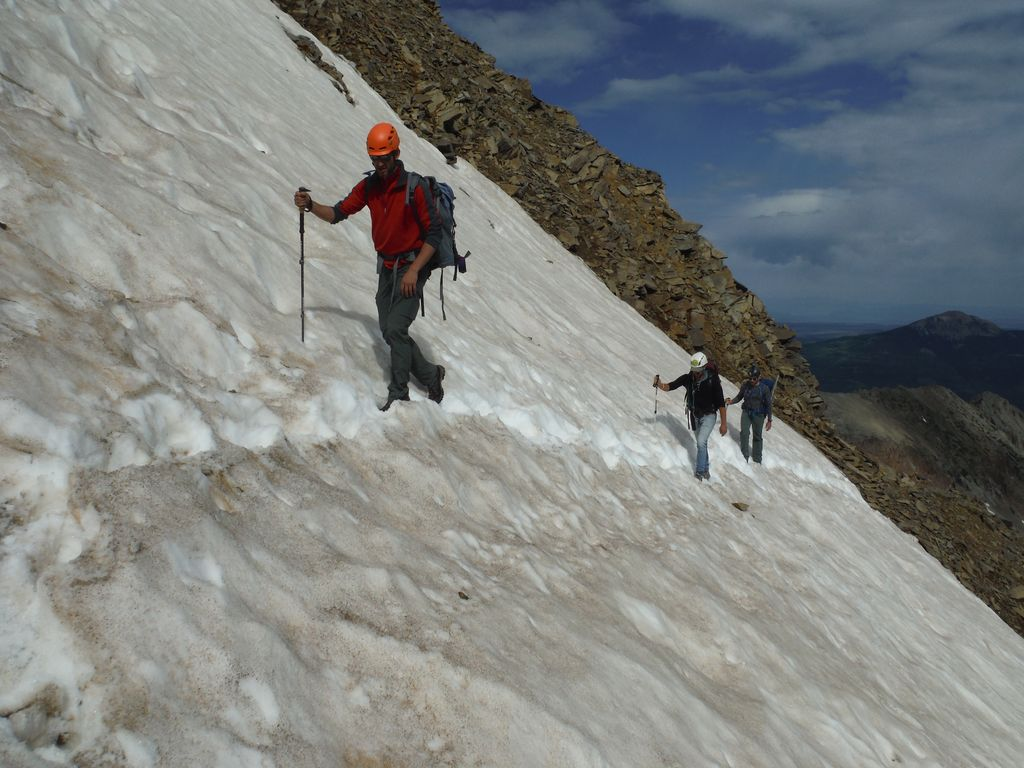peak Technical Peak Ascents