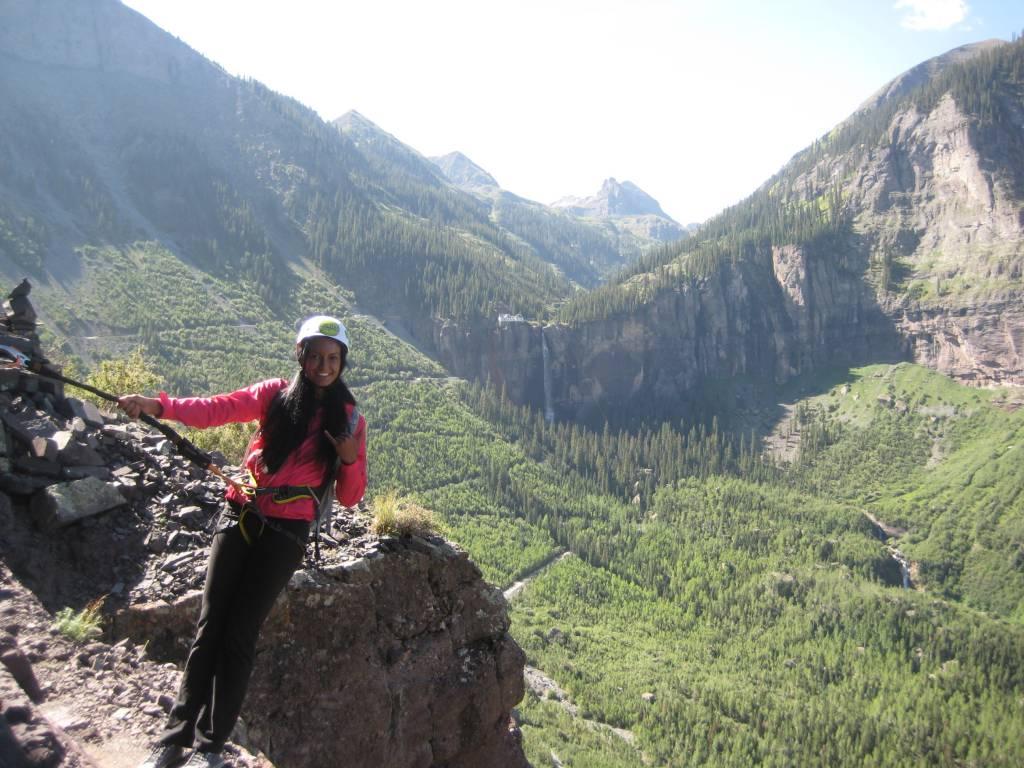 climbing Via Ferratta Half Day
