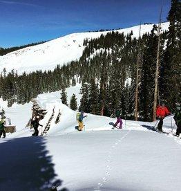 ski Backcountry skiing
