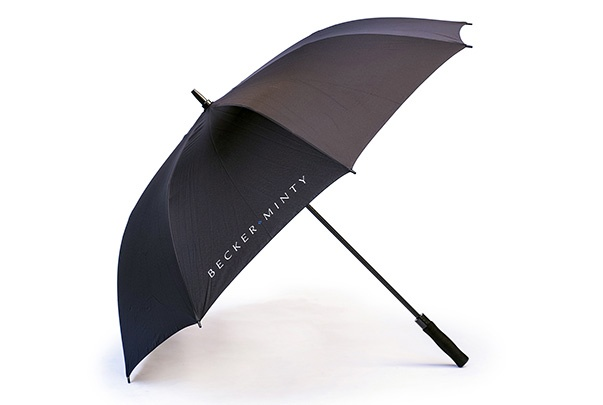 BECKER MINTY BECKER MINTY Golf Umbrella - 30 inch Polyester