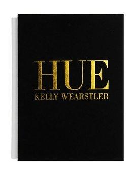 Kelly Wearstler Kelly Wearstler - HUE, Limited Edition Book (Black Linen Cover)