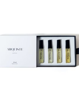 Arquiste Florals Fragrance Stories Gift or Travel Set by ARQUISTE Parfumeur