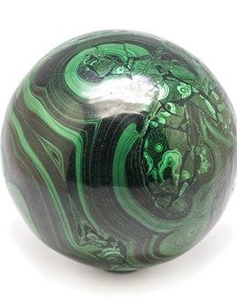 Malachite Sphere D10cm