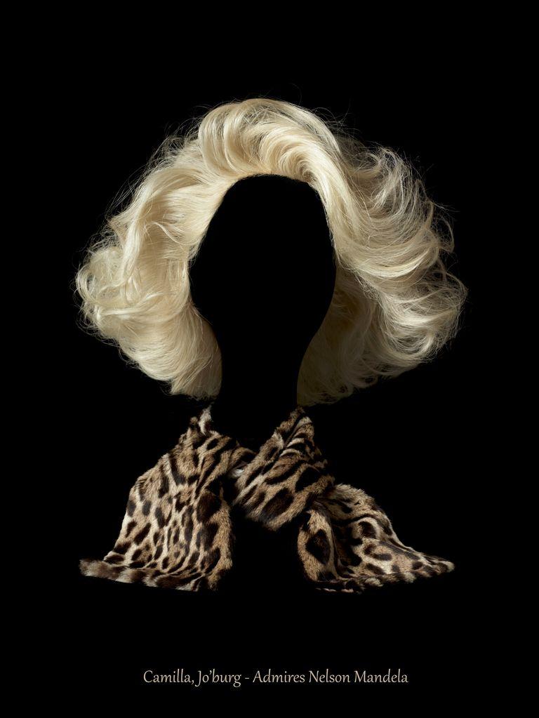 Juli Balla - Photograph - Persona non grata - Camilla - Pigment prints on cotton rag art paper - 100x133cm - Editions of 3
