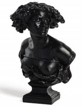 Cire Trudon Cire Trudon Buste - Esclave de Carpeaux - Black