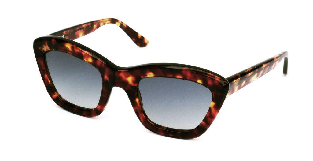 Nick Campbell Eyewear - Chloe Sunglasses - Tortoise - Acetate Frame