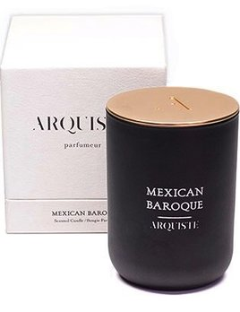 Arquiste Mexican Baroque Luxury Candle by ARQUISTE Parfumeur