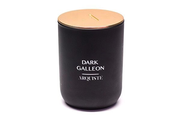Arquiste Dark Galleon Luxury Candle by ARQUISTE Parfumeur