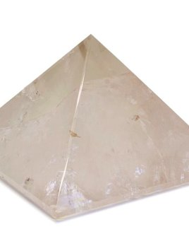 Large Clear Quartz Pyramid - 168mm