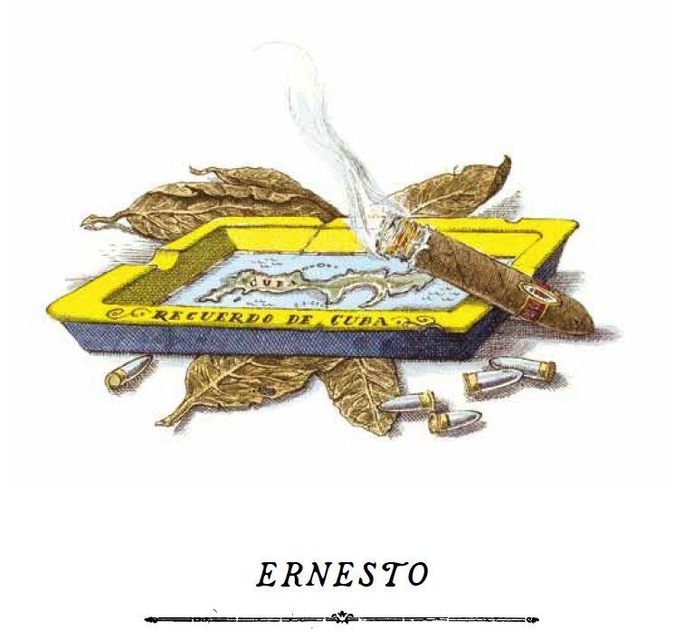 Cire Trudon Ernesto - Cire Trudon Room Spray