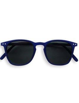 Until/See Concept IZIPIZI - #E Sun Junior - Sunglasses For Kids - Navy