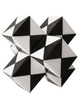Kelly Wearstler Kelly Wearstler - Mini Trapezoid - 20x20cm