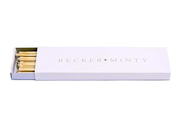 BECKER MINTY BECKER MINTY Giant Matches