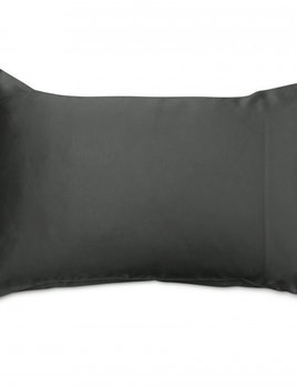 The Good Night Company The Good Night Company - Silk Pillow Case - 51cm x 76cm - Charcoal