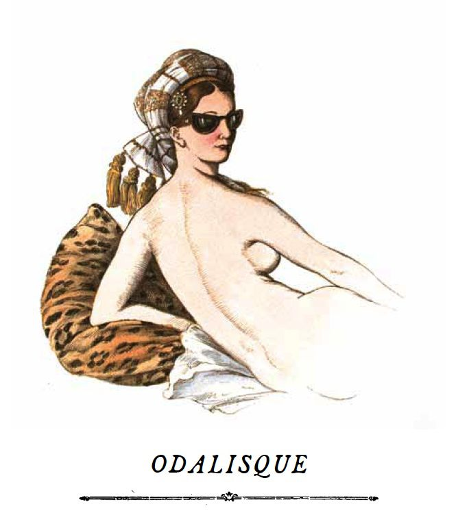 Cire Trudon Odalisque - Cire Trudon Candle - 270g - 55-65 hours