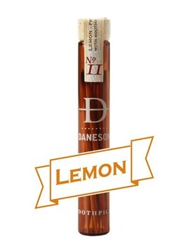 daneson Daneson Flavoured Tooth Picks - Lemon No 11 - Individual Bottle