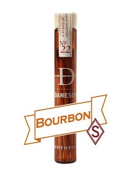 daneson Daneson Flavoured Tooth Picks - Bourbon No 22 - Individual Bottle