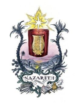 Cire Trudon Gold - Nazareth - Cire Trudon Grand Bougie Candle - 2.8kg