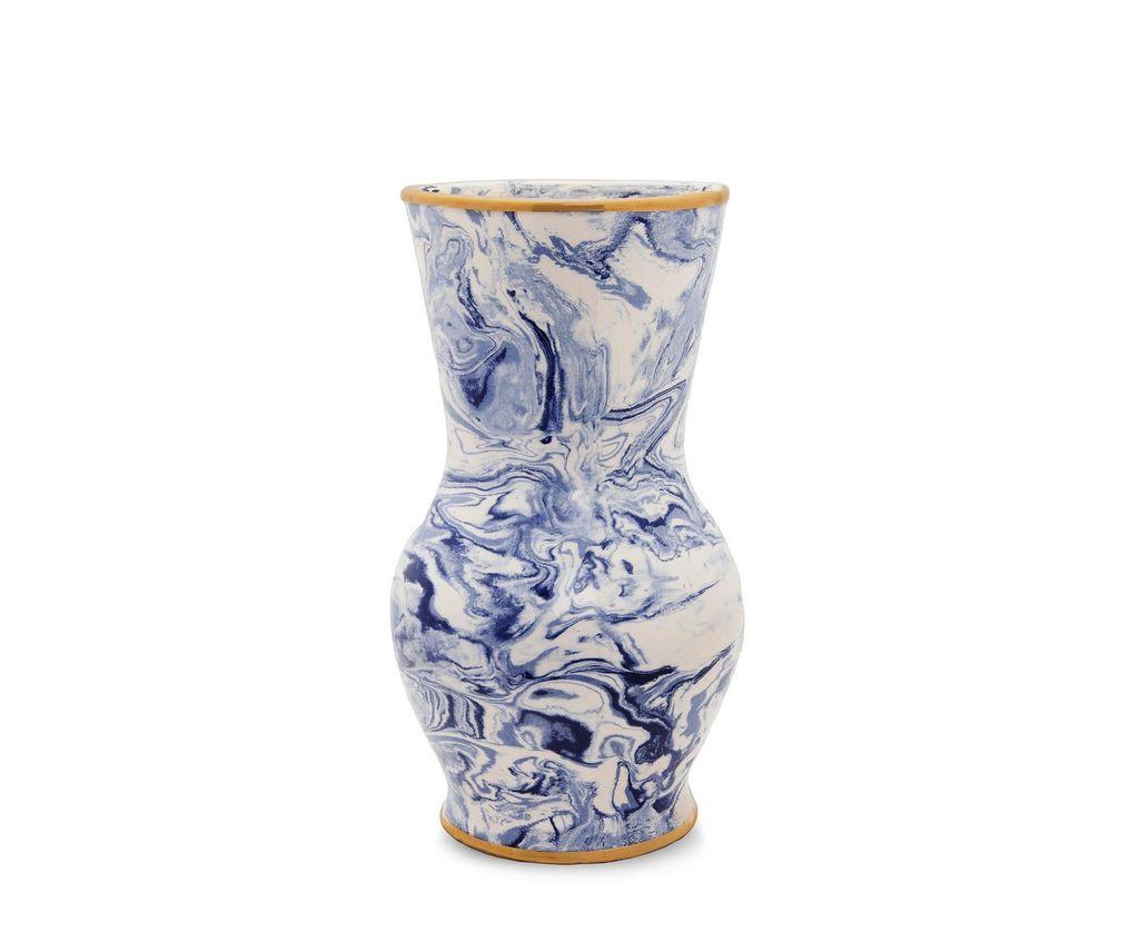 Aerin AERIN - Marbleized Morphic Vase