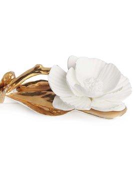 Aerin AERIN - Porcelain Gilded Garden Rose