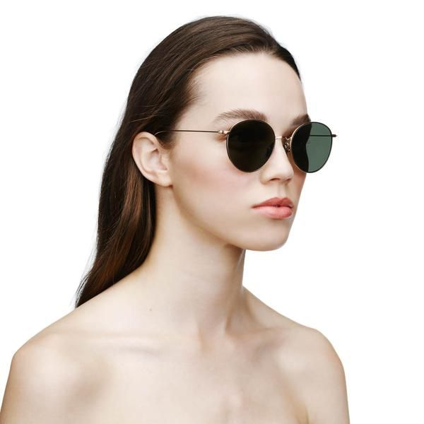 TSG Distribution Ahlem Eyewear - Madeleine - Champagne - Handmade in France