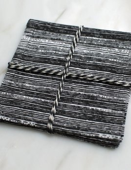 Kelly Wearstler Kelly Wearstler - Striated Cocktail Napkins - 15x15cm