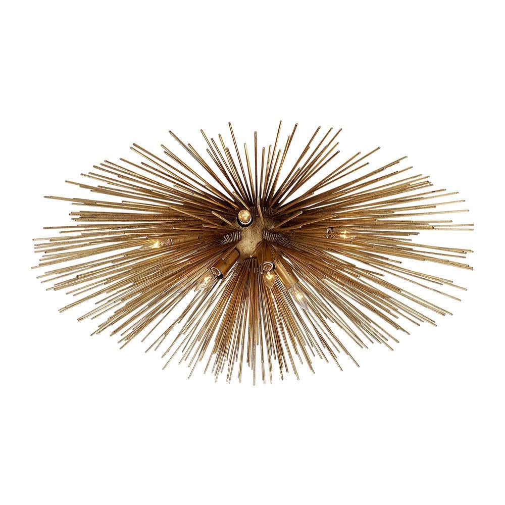 Kelly Wearstler Kelly Wearstler - Strada Flush Mount in Gild - Large