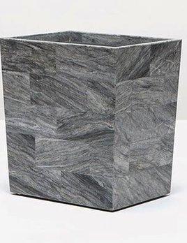 MILAN - Waste Basket - <br /> Romblon Stone