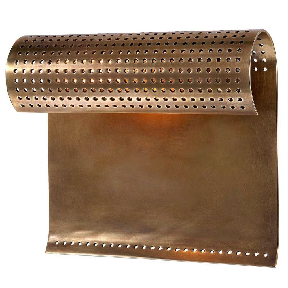 Kelly Wearstler Kelly Wearstler - Precision Small Sconce - Antique Brass