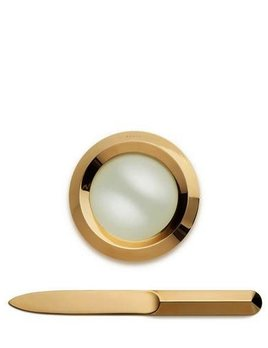 Aerin AERIN - Archer Magnifying Glass & Letter Opener Set