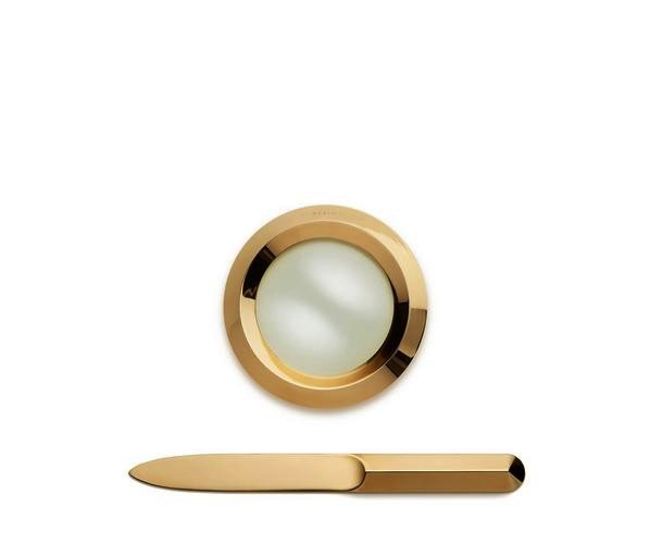 Aerin AERIN - Archer Magnifying Glass & Letter Opener Set