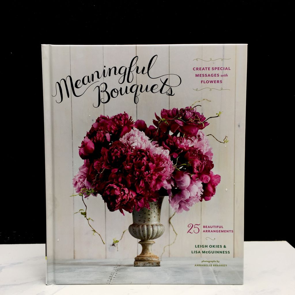 United Books Book - Meaningful Bouquets by McGuinness, Lisa