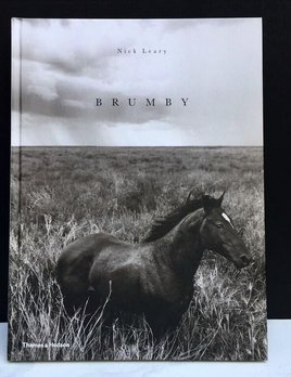 Nick Leary Nick Leary - Wild Brumbies of Australia Book