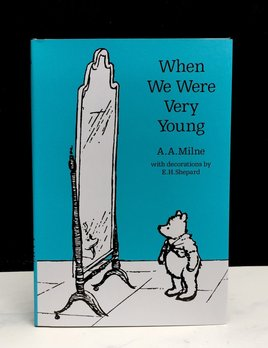 United Books Book - When We Were Very Young 90th Anniversary Ed by Milne, A.A