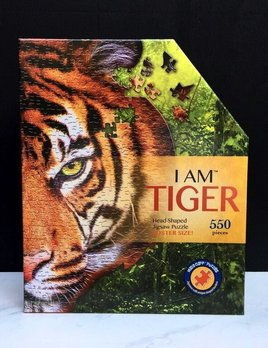 maddcappgames TIGER - Puzzle - 550 pieces